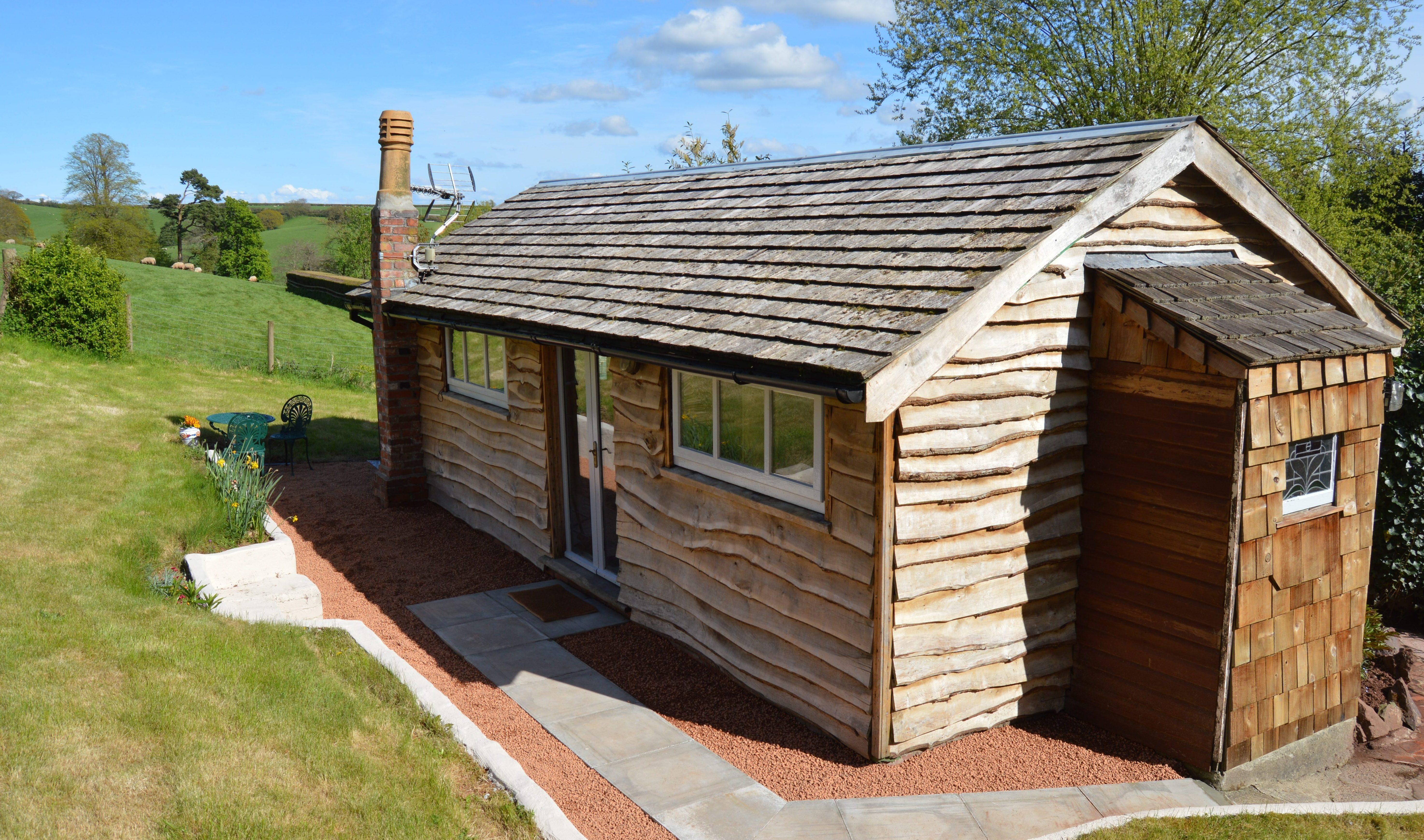 Burton Hall cabin