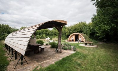 Camping Lodges – A Cosy Glamping Break…