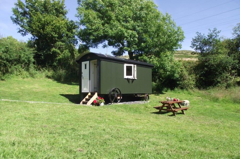 Hut in the Sheep Wash