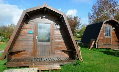 Cool Camping Cabins in the UK