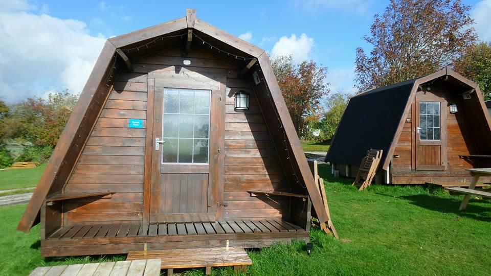 baildon camping cabins