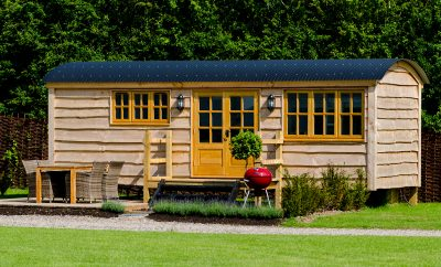 3 Relaxing Shepherd Hut Holidays in the UK