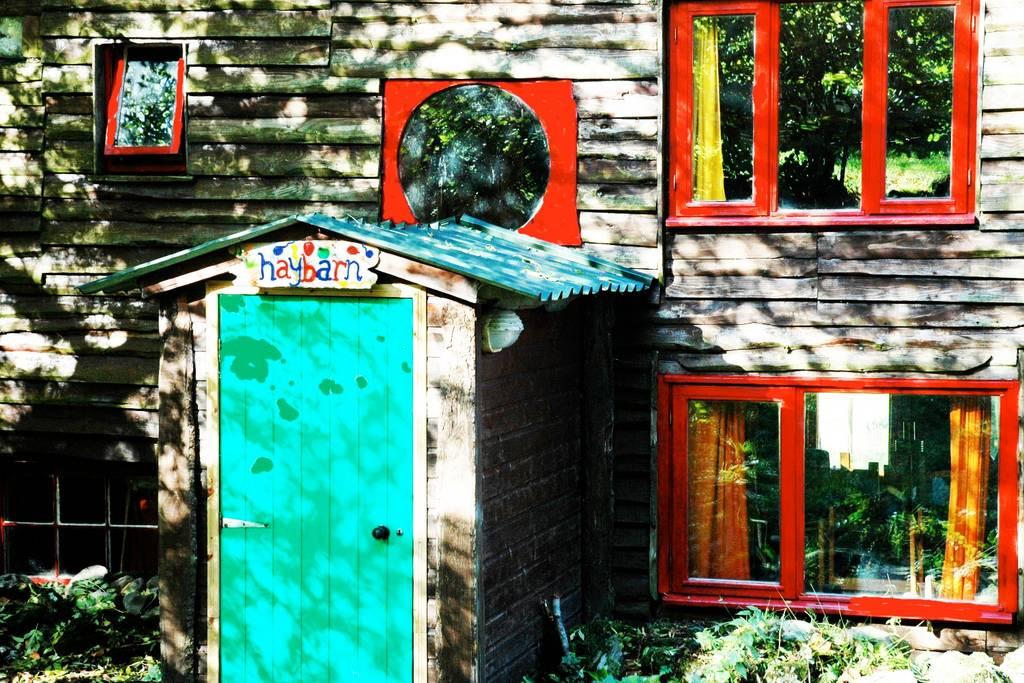 haybarn cabin