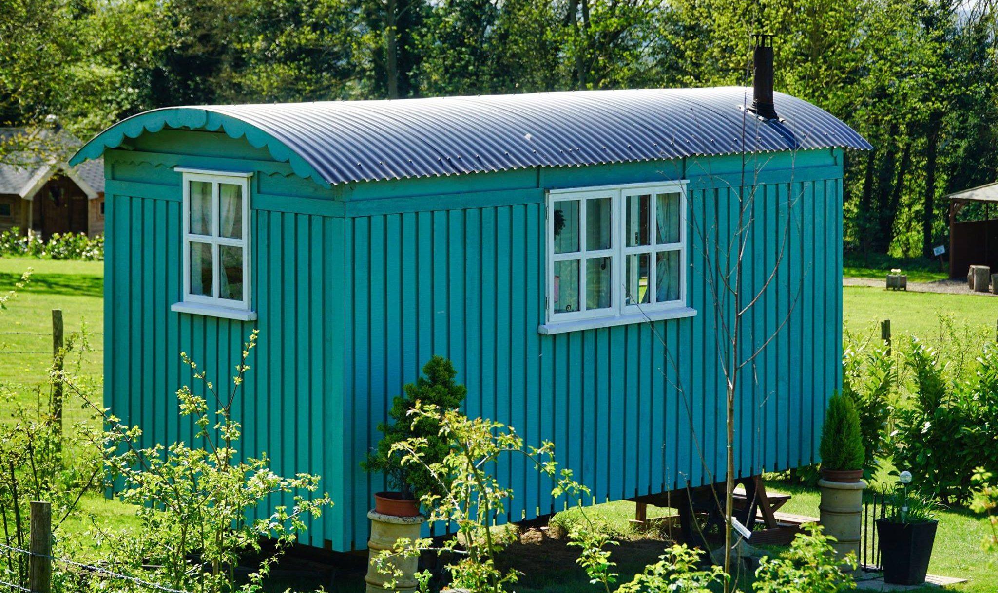 pamela shepherd hut kits coty