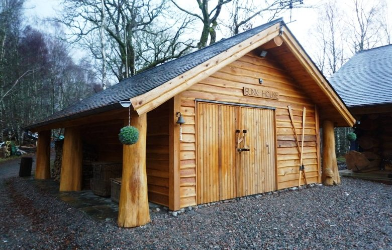 scottish highlands bunkhouse