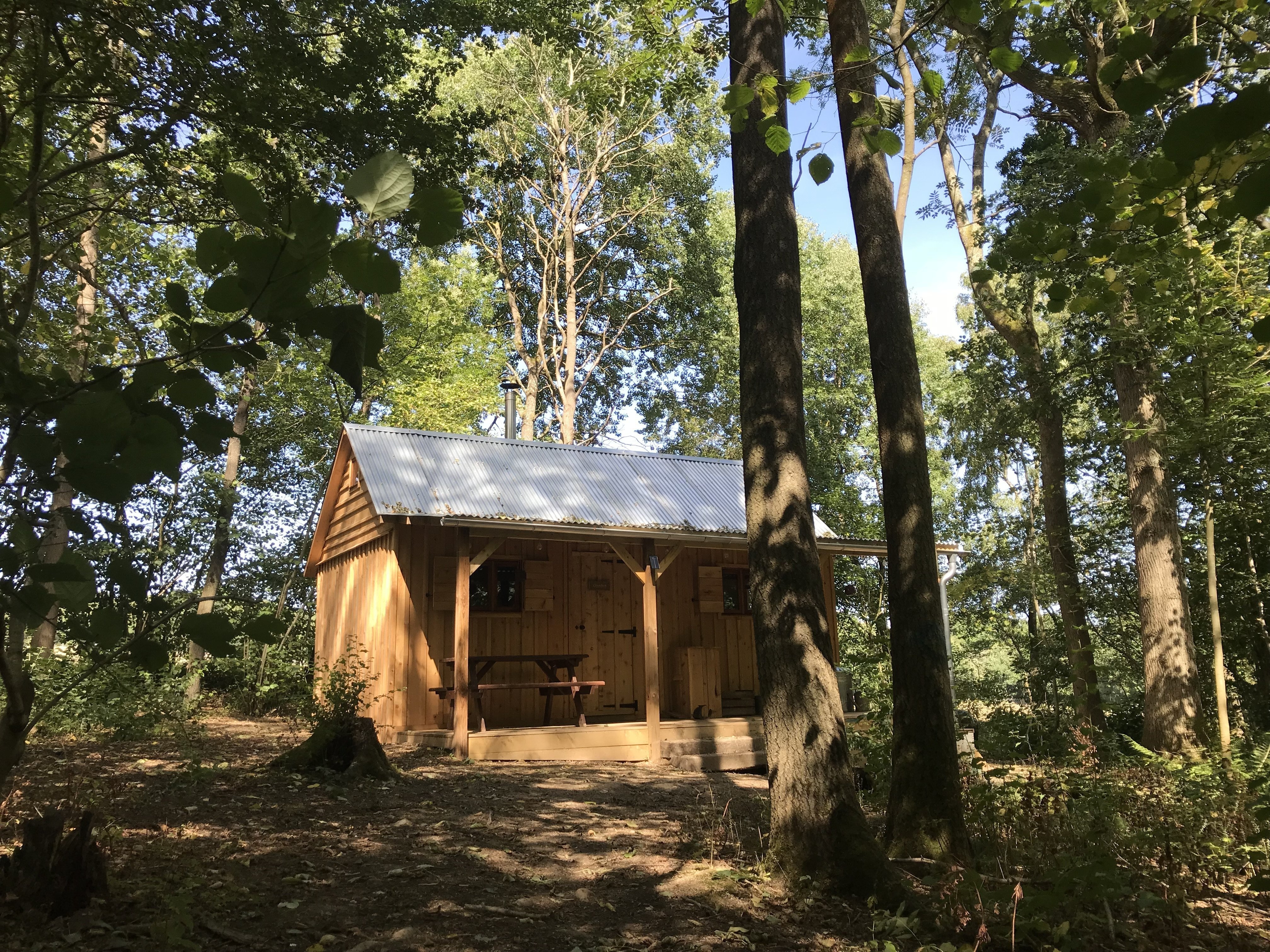 orinoco cabin