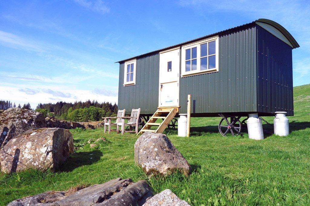 Creeside Escape Shepherds Hut