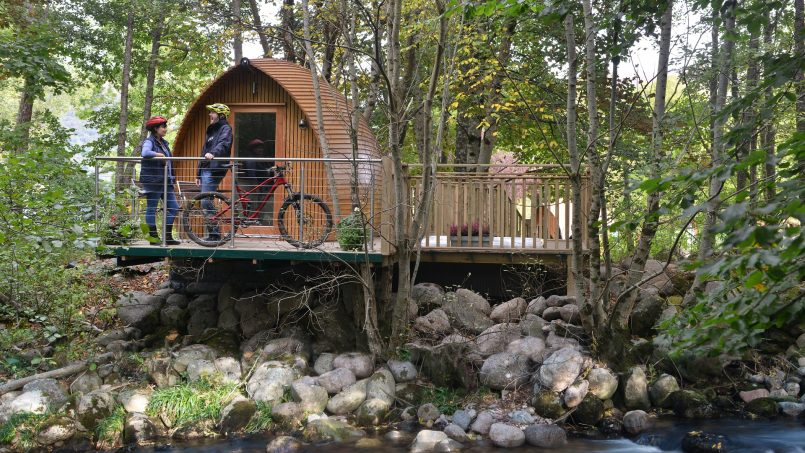 Pod Hire – UK Camping Pods to Rent